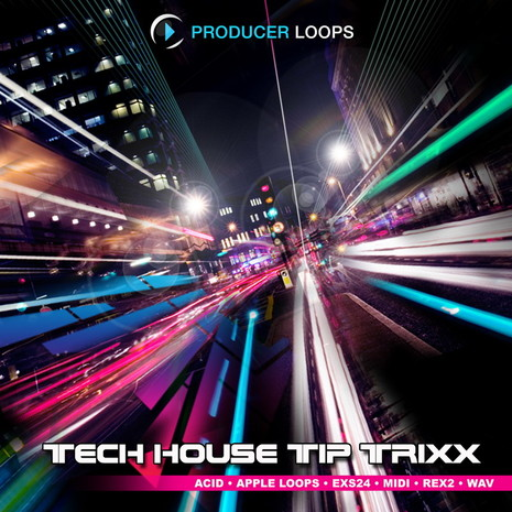 Tech House Tip Trixxx