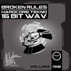 Broken Rules: Hardcore Tekno Vol 1