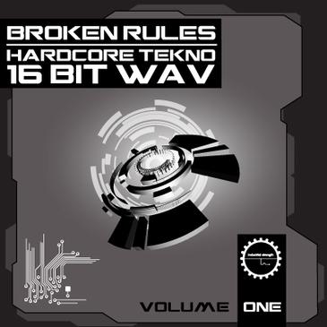 Broken Rules: Hardcore Tekno Vol 1
