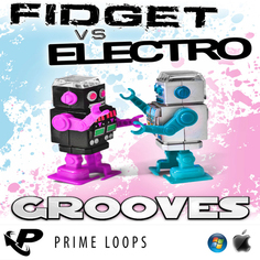 Fidget Vs Electro Grooves (Multi-Format)