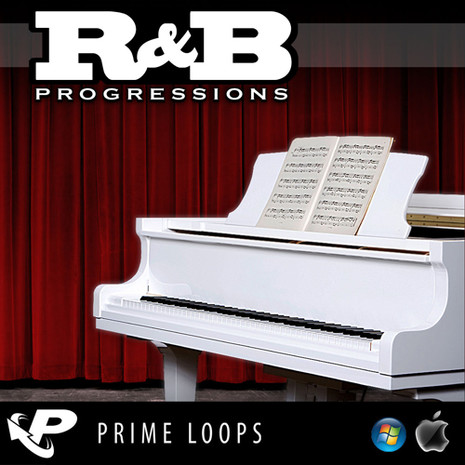 R&B Progressions (Reason Refill)