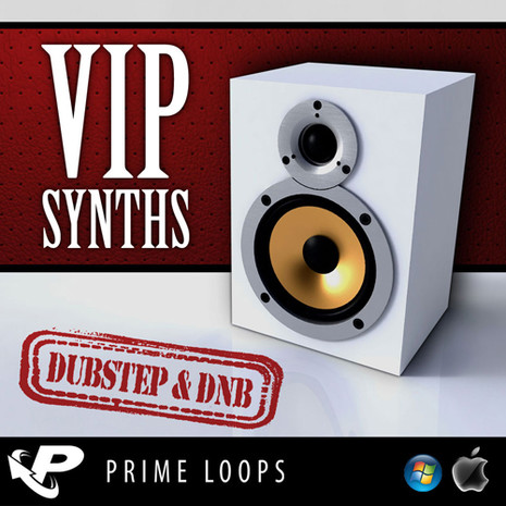VIP Synths: Dubstep & DnB (Multi-Format)
