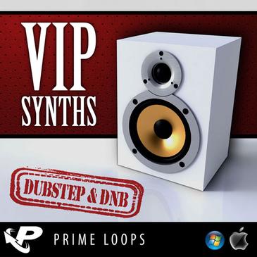 VIP Synths: Dubstep & DnB Edition (Reason Refill)