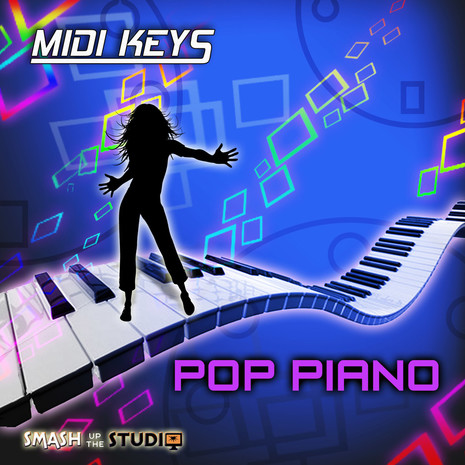 MIDI Keys: Pop Piano