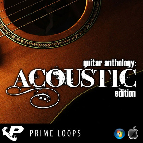 Guitar Anthology: Acoustic Edition (Multi-Format)
