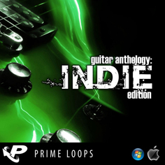 Guitar Anthology: Indie Edition