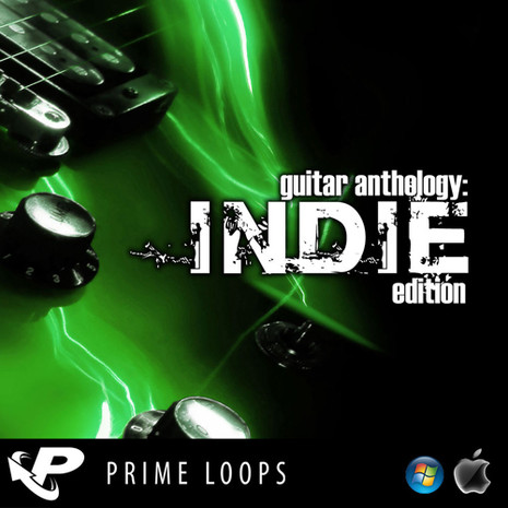 Guitar Anthology: Indie Edition (Multi-Format)