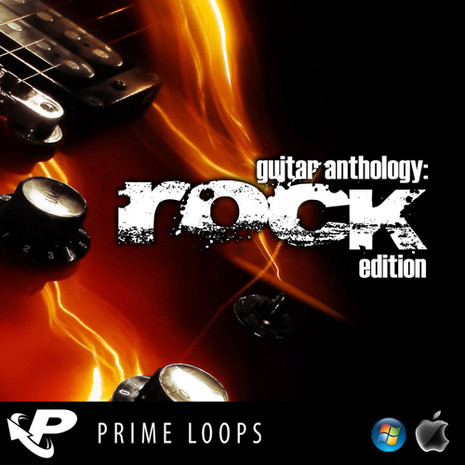 Guitar Anthology: Rock Edition (Multi-Format)