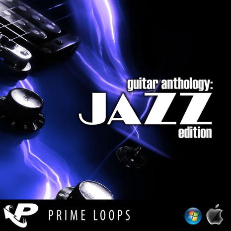 Guitar Anthology: Jazz Edition (Multi-Format)