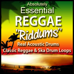 Absolutely Essential Reggae Riddums (24-Bit)