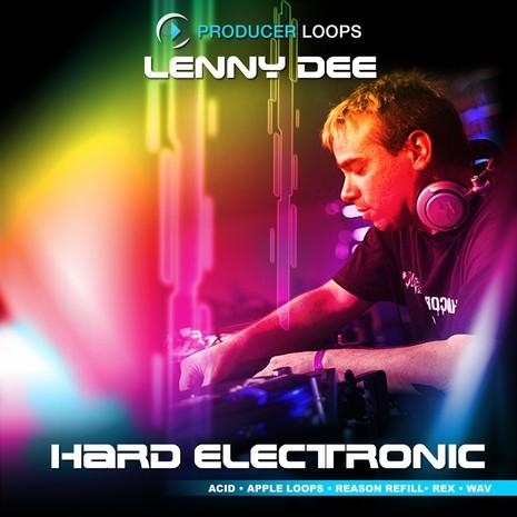 Lenny Dee: Hard Electronic