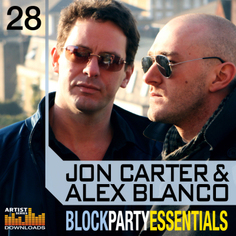 Jon Carter & Alex Blanco: Block Party Essentials