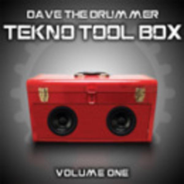 D.A.V.E. The Drummer: Tekno Tool Box 1 (FREE)