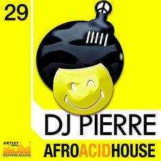 DJ Pierre: Afro Acid House