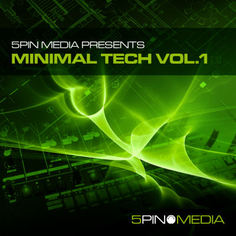 5Pin Media: Minimal Tech Vol 1