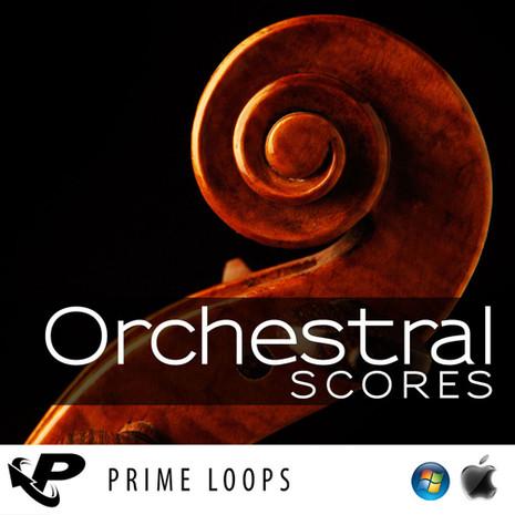 Orchestral Scores (Multi-Format)