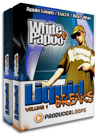 White Papoo: Liquid Series Bundle