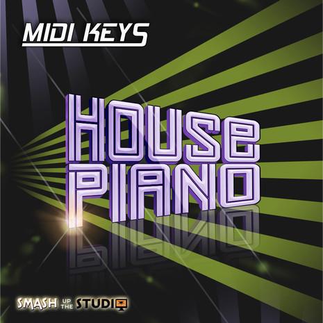MIDI Keys: House Piano