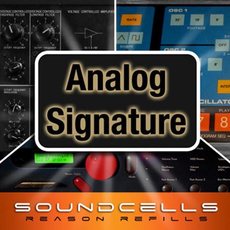 Analog Signature V3