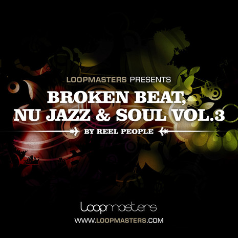 Reel People: Broken Beat Nu Jazz & Soul Vol 3
