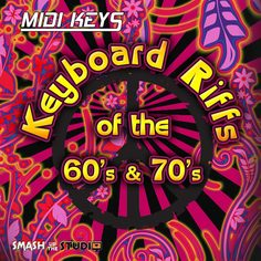 MIDI Keys: Keyboard Riffs Of The 60's & 70's