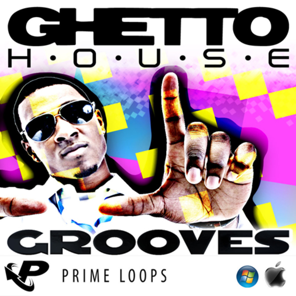 Ghetto House Grooves (Multi-Format)