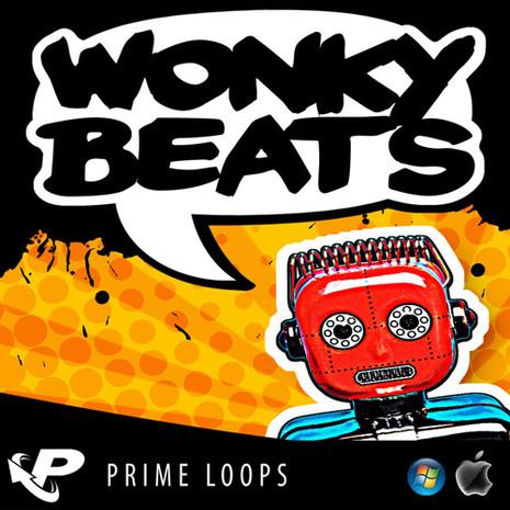 Wonky Beats (Reason ReFill)
