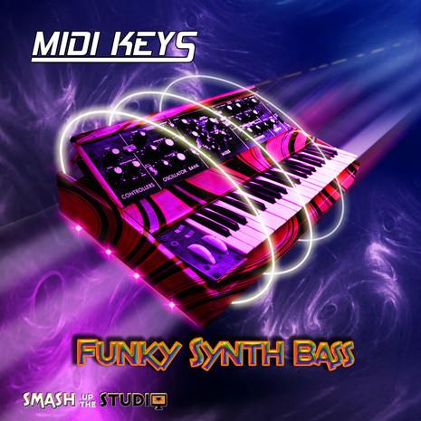 MIDI Keys: Funky Synth Bass