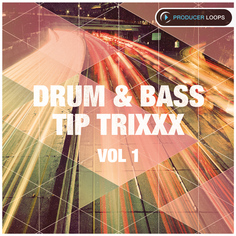 Drum & Bass Tip Trixxx Vol 1