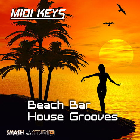MIDI Keys: Beach Bar House Grooves