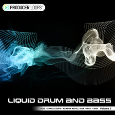 Liquid Drum & Bass Vol 2