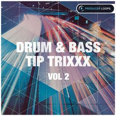 Drum & Bass Tip Trixxx Vol 2