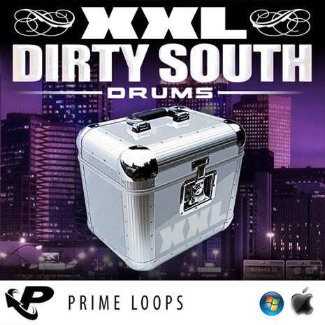 XXL Dirty South Drums