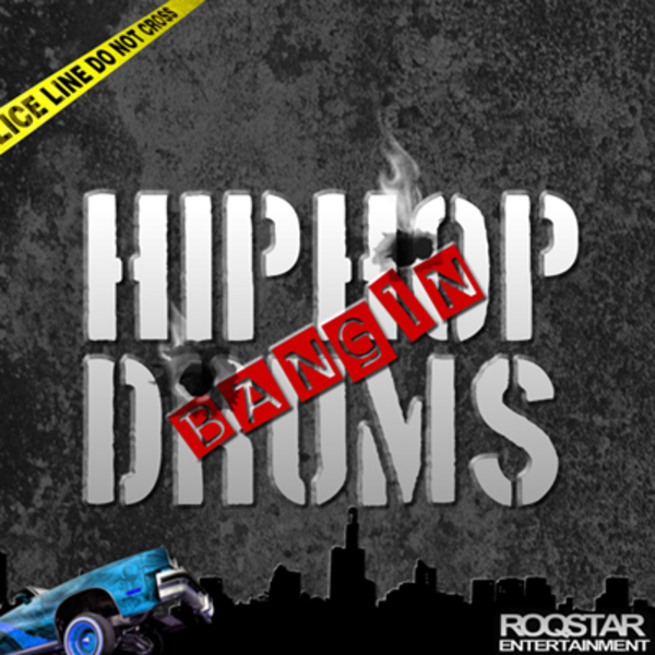 Bangin' Hip Hop Drums