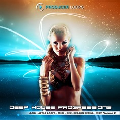 Deep House Progressions Vol 2