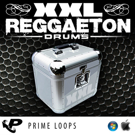 XXL Reggaeton Drums (Multi-Format)