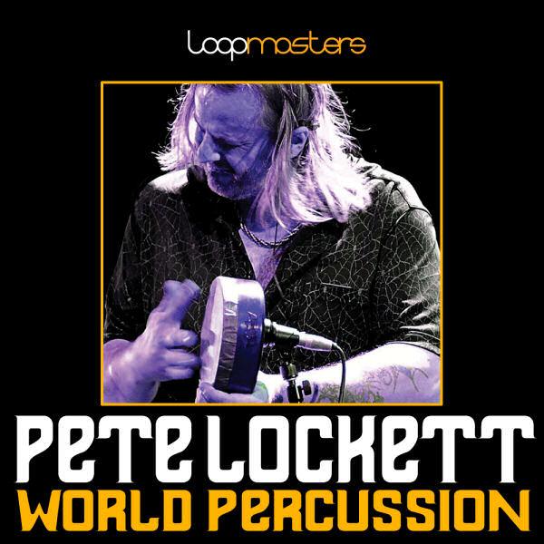 Pete Lockett: World Percussion