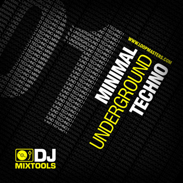 DJ Mixtools 01: Minimal Underground Techno