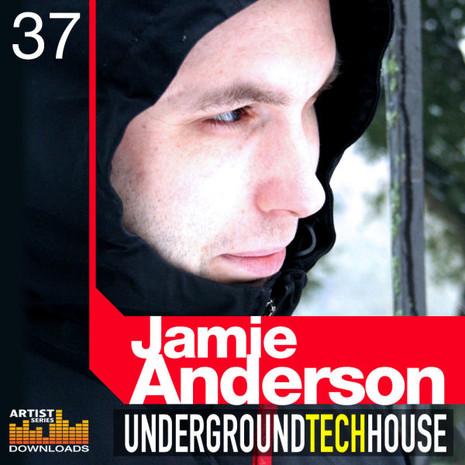 Jamie Anderson: Underground Tech House Vol 1