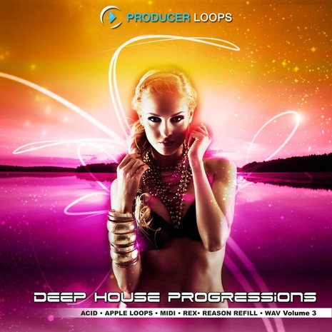 Deep House Progressions Vol 3