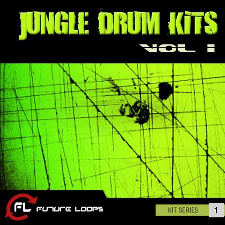 Jungle Drum Kits Vol 1