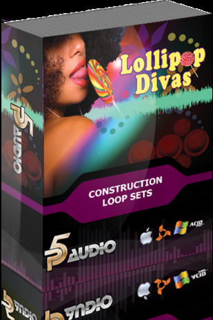 Lollipop Divas Loop Sets