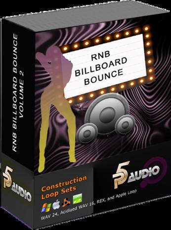 RnB Billboard Bounce Vol 2 Loop Sets