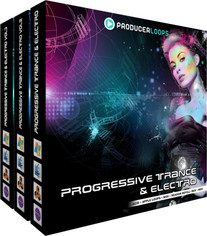 Progressive Trance & Electro Bundle (Vols 1-3)