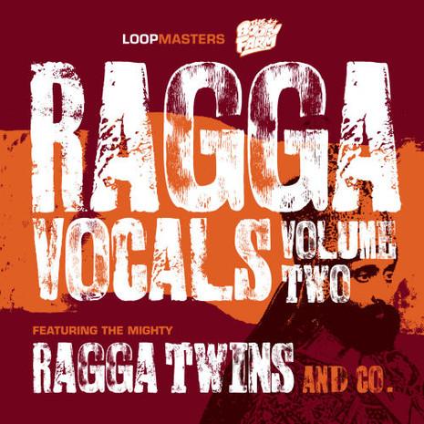 Ragga Vocals Vol 2