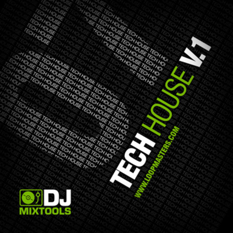 DJ Mixtools 07: Tech House 1