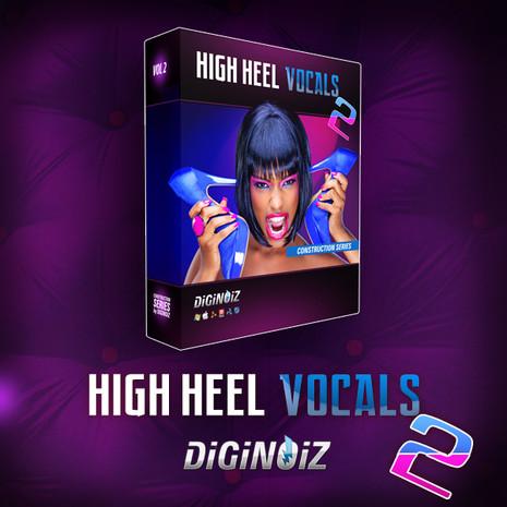 High Heel Vocals Vol 2