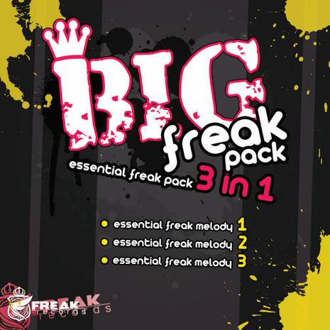 Essential Freak Melody Bundle (Vols 1-3)