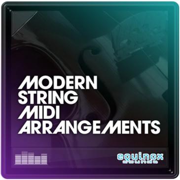Modern String MIDI Arrangements