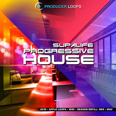 Supalife Progressive House Vol 1